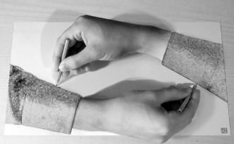 mani cinque dita