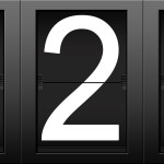 Simbologia dei numeri: UNO, DUE, TRE