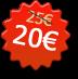 offerta 20 euro