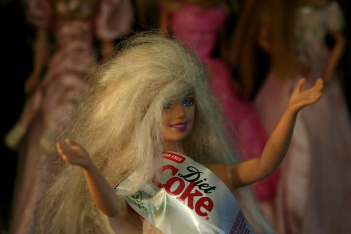 régimen barbie
