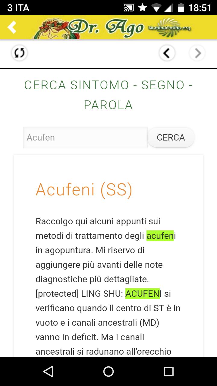 app agopuntura android