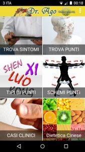 app di agopuntura