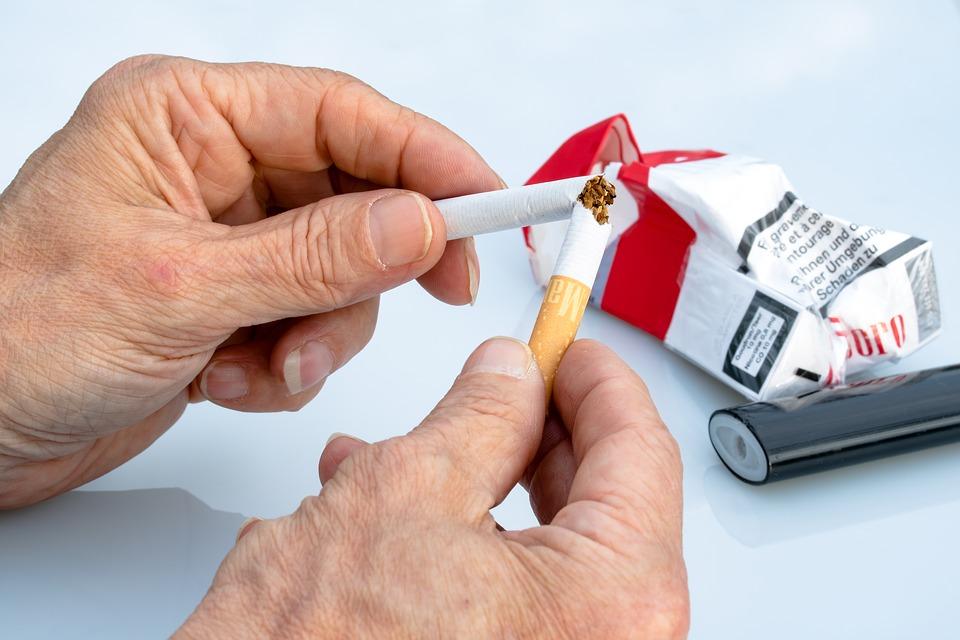 smettere di fumare agopuntura pescara