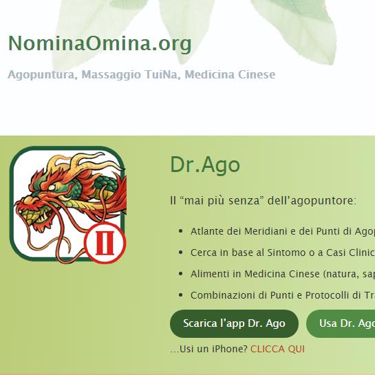 agopuntura a Pescara e Massaggio Tuina