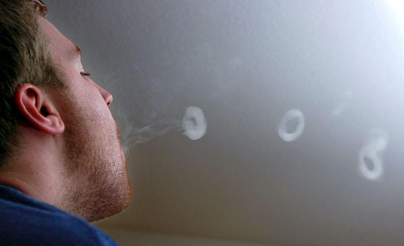 humo cigarrillos