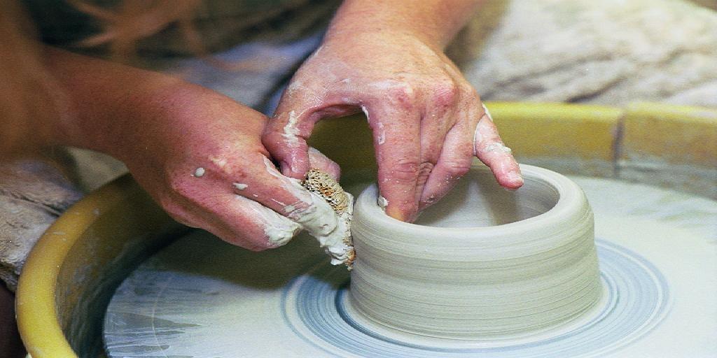 prendere forma argilla